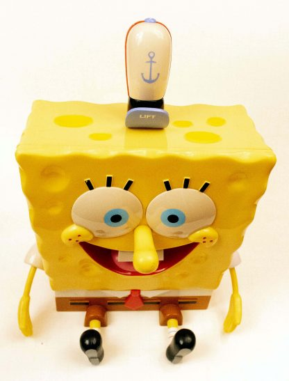 Nickelodeon Fun-Damental, SpongeBob SquarePants Talking Cookie Jar