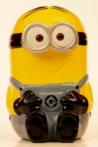 Despicable Me Minion Ceramic Coin Bank