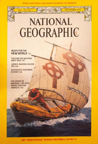 National Geographic Volume 152, No. 6 December 1977
