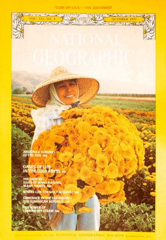 National Geographic Volume 152, No. 4 October 1977
