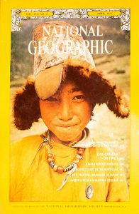 National Geographic Volume 151, No. 4 April 1977