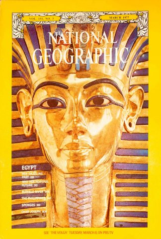 National Geographic Volume 151, No. 3 March 1977