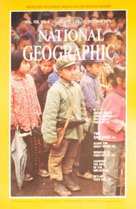 National Geographic Volume 156, No. 4 October 1979