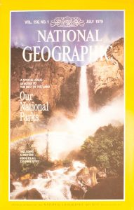 National Geographic Volume 156, No. 1 July 1979