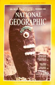 National Geographic Volume 158, No. 6 December 1980