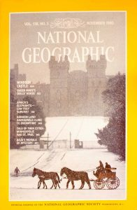 National Geographic Volume 158, No. 5 November 1980