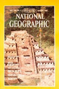 National Geographic Volume 158, No. 2 August 1980