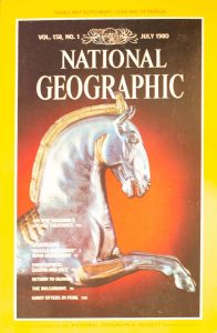 National Geographic Volume 158, No. 1 July 1980