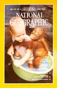 National Geographic Volume 157, No. 6 June 1980