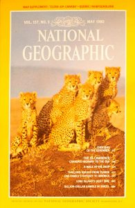 National Geographic Volume 157, No. 5 May 1980