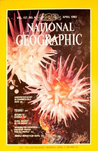 National Geographic Volume 157, No. 4 April 1980