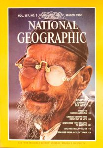 National Geographic Volume 157, No. 3 March 1980
