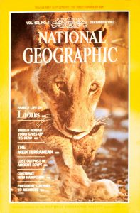 National Geographic Volume 162, No. 6 December 1982
