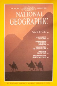 National Geographic Volume 161, No. 2 February 1982