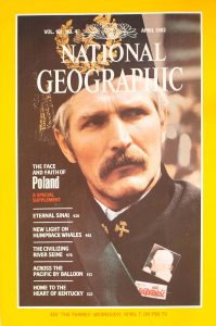 National Geographic Volume 161, No. 4 April 1982