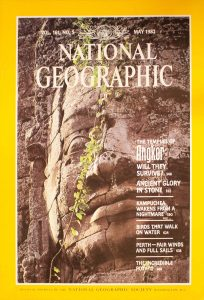 National Geographic Volume 161, No. 5 May 1982