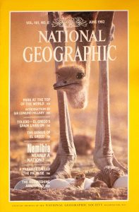 National Geographic Volume 161, No. 6 June 1982