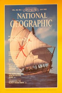 National Geographic Volume 162, No. 1 July 1982