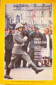 National Geographic Volume 161, No. 1 January 1982