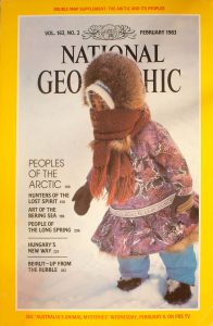 National Geographic Volume 163, No. 2 February 1983