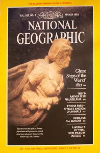 National Geographic Volume 163, No. 3 March 1983