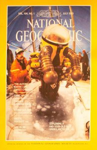 National Geographic Volume 164, No. 1 July 1983