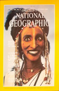 National Geographic Volume 164, No. 4 October 1983