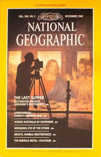 National Geographic Volume 164, No. 5 November 1983