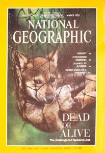 National Geographic Volume 187, No. 3 March 1995