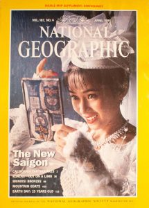 National Geographic Volume 187, No. 4 April 1995