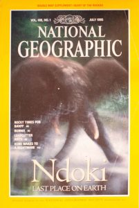National Geographic Volume 188, No. 1 July 1995
