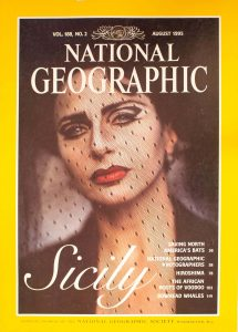 National Geographic Volume 188, No. 2 August 1995