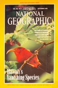 National Geographic Volume 188, No. 3 September 1995