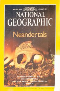 National Geographic Volume 189, No. 1 January 1996