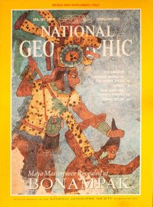 National Geographic Volume 187, No. 2 February 1995