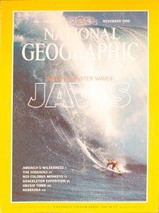 National Geographic Volume 194, No. 3 November 1998