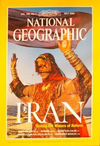 National Geographic Volume 196, No. 1 July 1999
