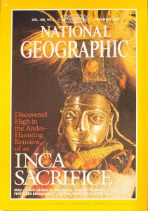 National Geographic Volume 196, No. 5 November 1999