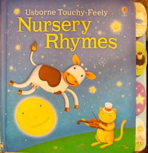 Touchy-feely Nursery Rhymes (Usborne Touchy Feely Books) Board book – 2009 by Kerry Meyer (Author)