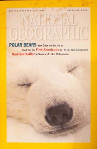 "National Geographic, December 2000, ""POLAR BEARS"""