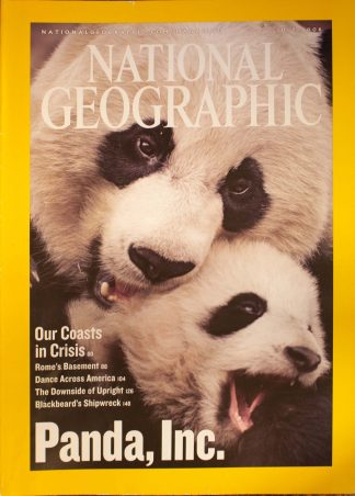"National Geographic, July 2006, ""Panda, Inc"""