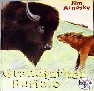 Grandfather Buffalo by Jim Arnosky