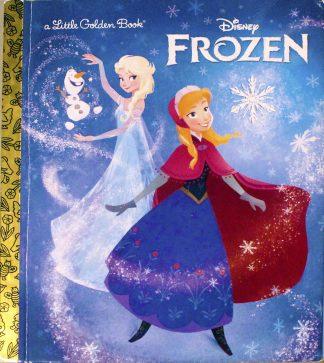 Frozen - Disney - a Little Golden Book