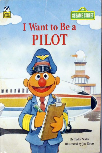 I Want to be a Pilot - Sesame Street