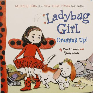 Ladybug Girl Dresses Up