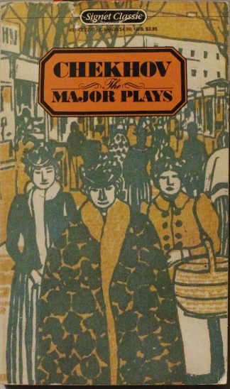 The Major Plays by Anton Chekhov
