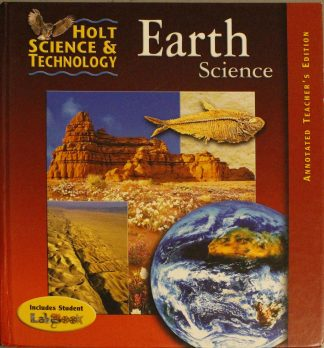 Holt Science & Technology - Earth Science