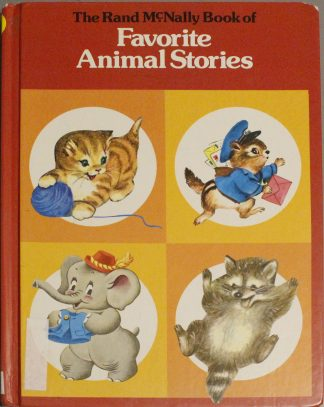 The Rand McNally - Book of Favorite Animal Stories