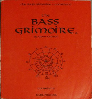 The Bass Grimoire by Adam Kadmon