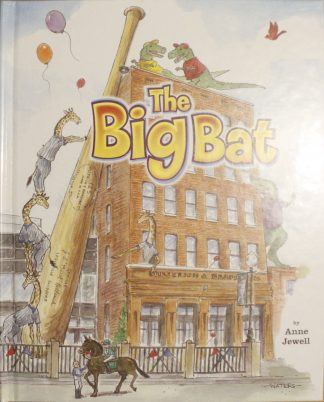 The Big Bat by Anne Jewell